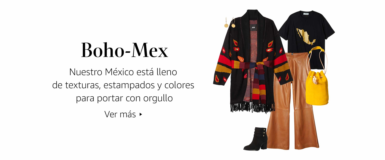 Tendencia Boho-Mex