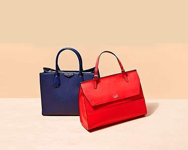 Diferetes estilos en bolsas para mujer