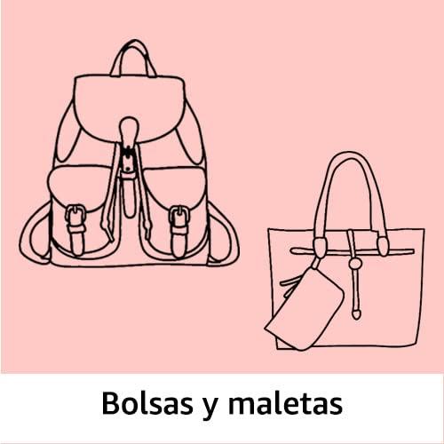 bolsas y maletas para mujer