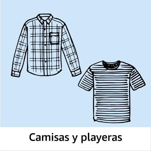 camisas y playeras para hombre