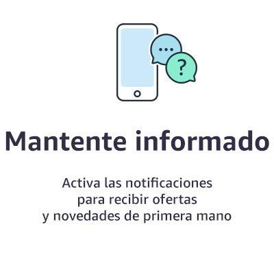 Activa las notificaciones y mantente informado