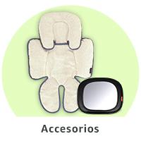 accesorios para carriolas y autoasientos