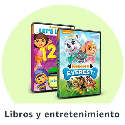 libros y entretenimiento