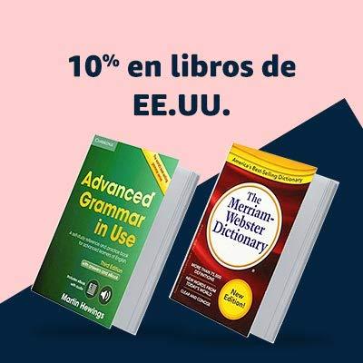 10% en libros de EE.UU.