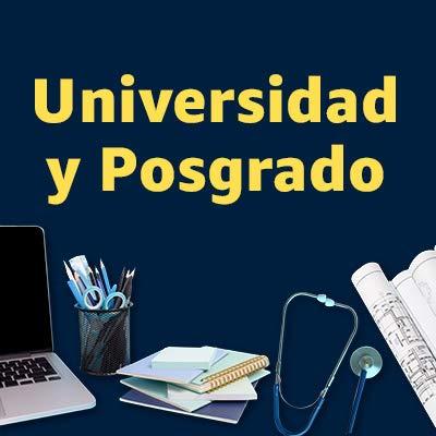 Universidad y Posgrado