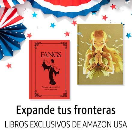 Libros de EEUU