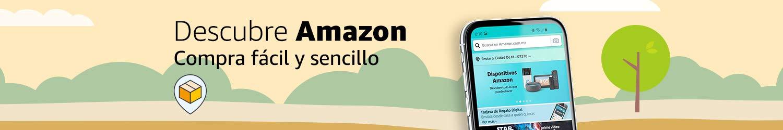 Descubre Amazon