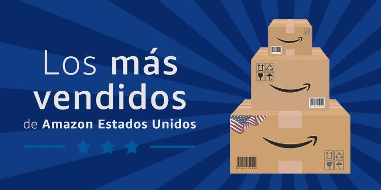 Los más vendidos de Amazon Estados Unidos