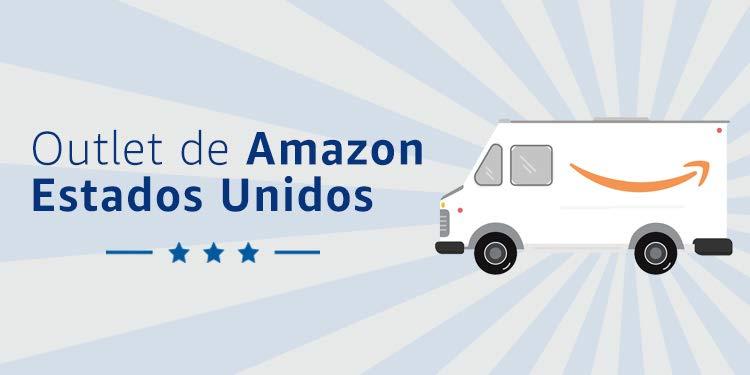 Outlet de Amazon Estados Unidos