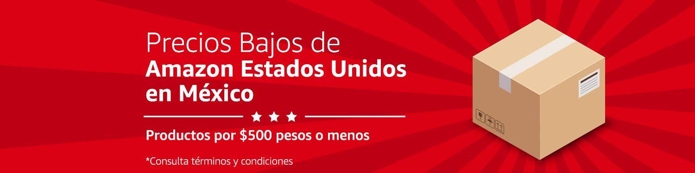 Precios Bajos de Amazon EEUU