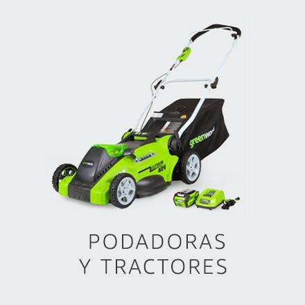 Podadoras y Tractores
