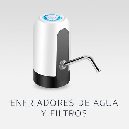 Enfriadores de agua y filtros