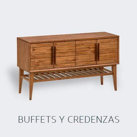 Buffets y Credenzas