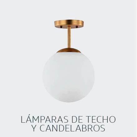Lámparas de Techo y Candelabros