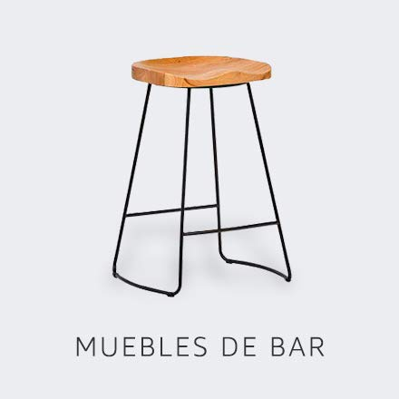 Muebles bar en casa
