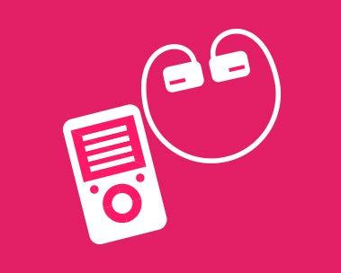 Outlet de Audio y Video Portátil