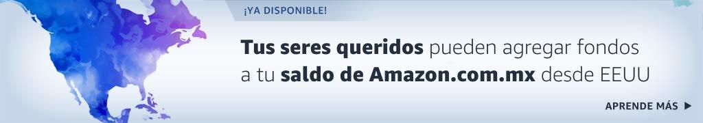 Agregar fondos a tu saldo Amazon