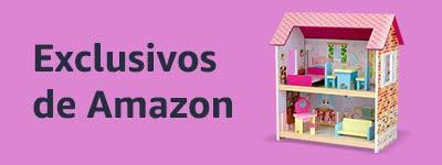 Exclusivos de Amazon