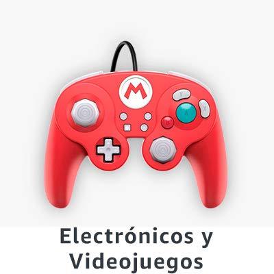 Electrónicos y Videojuegos