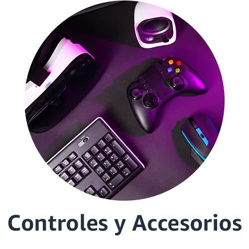 Controles y Accesorios