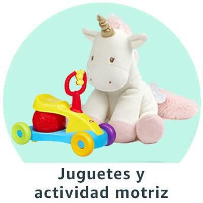 juguetes y actividad