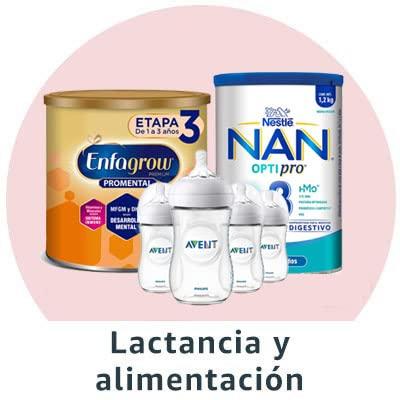 Lactancia y Alimentación