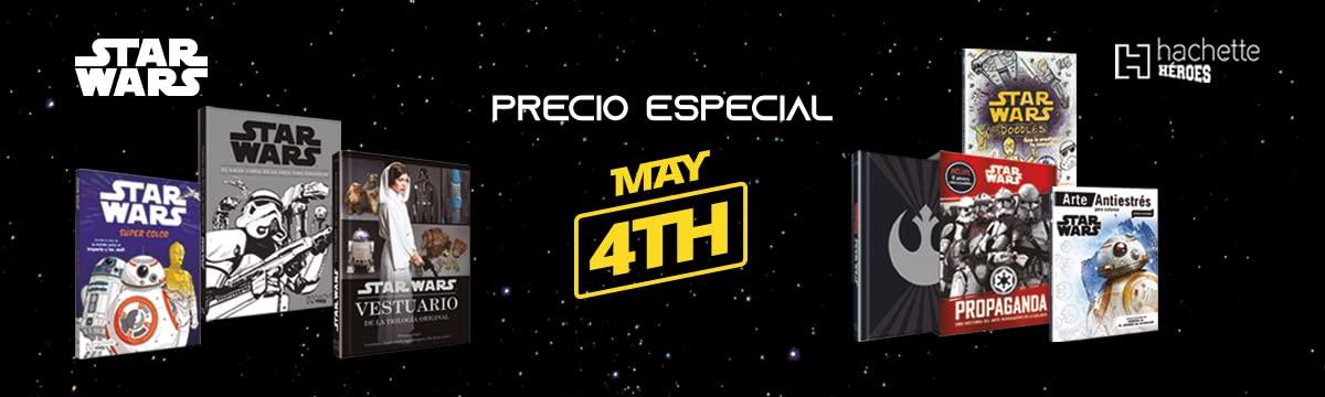 Precio especial en Star Wars
