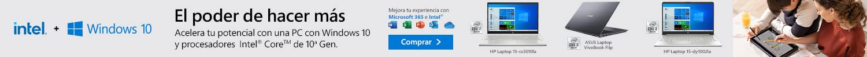 Windows 10 y procesadores AMD