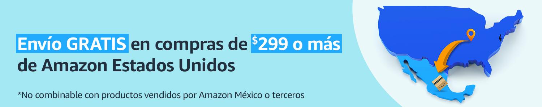 Compra productos de Amazon Estados Unidos