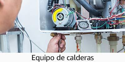 Equipo de Calderas