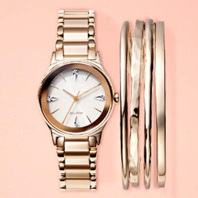 Joyería y relojes