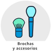Brochas y Accesorios