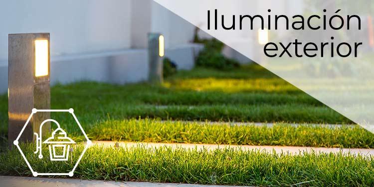 Iluminación para exterior