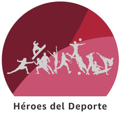 Héroes del Deporte