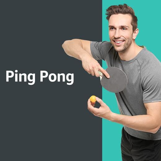 Ropa, equipo y accesorios para ping pong