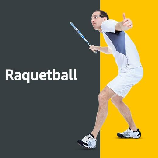 Ropa, equipo y accesorios para raquetball