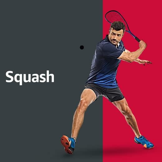 Ropa, equipo y accesorios para squash