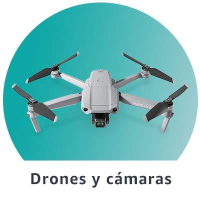 Drones y cámaras