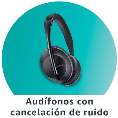 Audifonos con cancelación de ruido