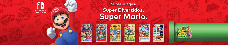 NintendoSuperMario