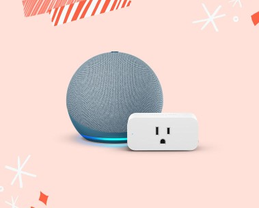 Echo Dot y Amazon Smart Plug a $1,099