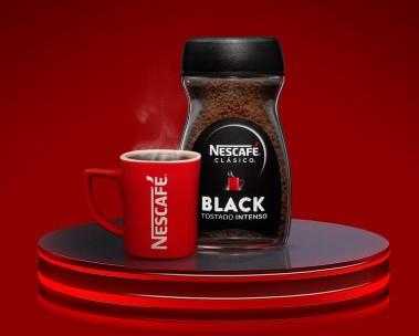 Descubre el nuevo sabor Nescafé Black Tostado Intenso