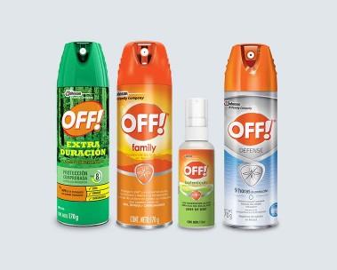 Descubre nuevos productos OFF!