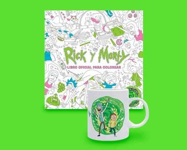 Tienda oficial de Rick and Morty