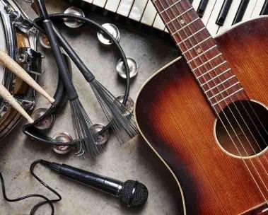 Los más vendidos en instrumentos musicales