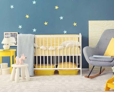 Todo para el cuarto del bebé
