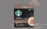 Cápsulas de Cappuccino