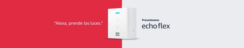 Echo Flex   Alexa, prende las luces