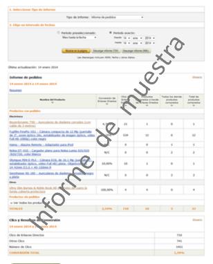 Sample Report Image