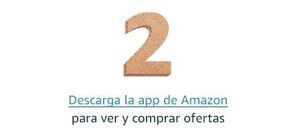 Descarga la app de Amazon para ver y comprar ofertas